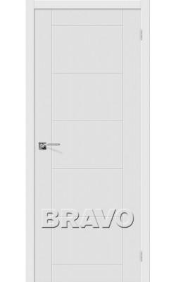 Межкомнатные двери Граффити-4 П-23 (Белый)