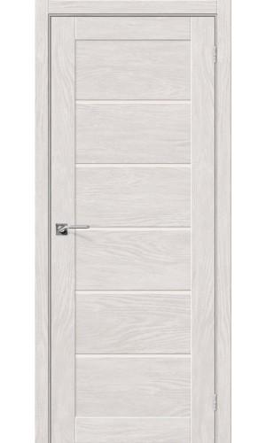 Межкомнатные двери Легно-22 Chalet Blanc