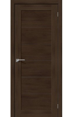 Межкомнатные двери Легно-21 Dark Oak