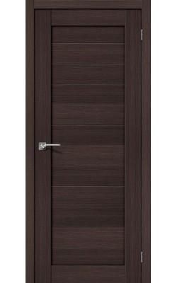 Межкомнатные двери Порта-21 Wenge Veralinga
