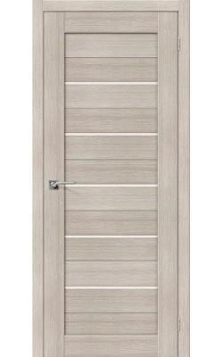 Межкомнатные двери Порта-22 Cappuccino Veralinga/Magic Fog