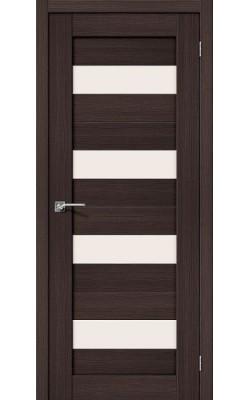 Межкомнатные двери Порта-23 Wenge Veralinga
