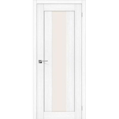Межкомнатные двери Порта-25 alu Snow Veralinga