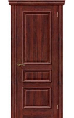 Межкомнатные двери Вена Т-35 (Красное Дерево)