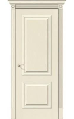 Межкомнатные двери Вуд Классик-12 (Гранд) Ivory