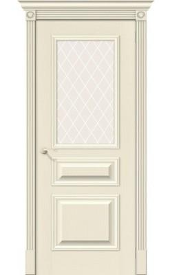 Межкомнатные двери Вуд Классик-15.1  Ivory