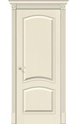 Межкомнатные двери Вуд Классик-32 Ivory