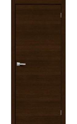 Межкомнатные двери Вуд Флэт-0.H Golden Oak