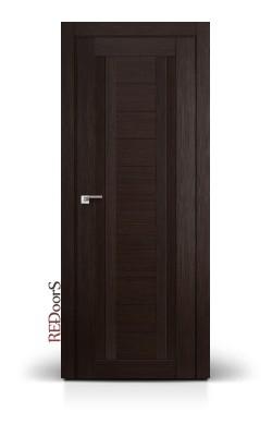 Межкомнатные двери 14X Венге мелинга