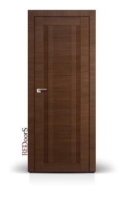 Межкомнатные двери 14X Малага черри кроскут