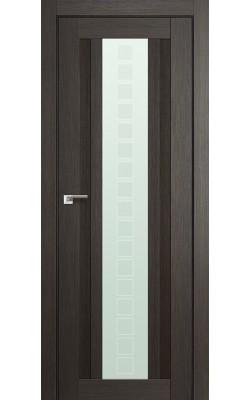Межкомнатные двери 16X Грей мелинга