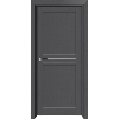 Profildoors модель 2.55XN Грувд Серый