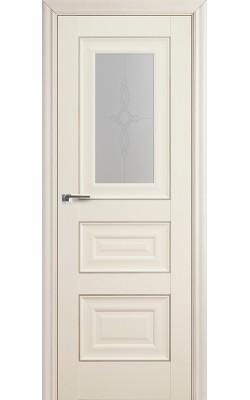 Межкомнатные двери 26X Эш вайт