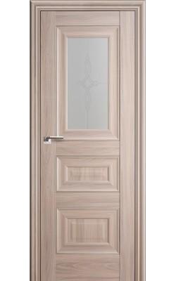Межкомнатные двери 26X Орех Пекан