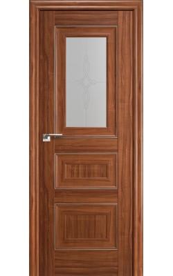 Межкомнатные двери 26X Орех Амари
