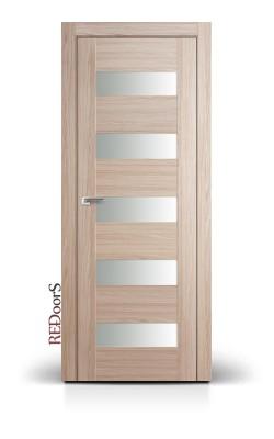 Межкомнатные двери 29X Капучино мелинга