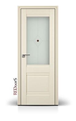 Межкомнатные двери 2X Эш вайт