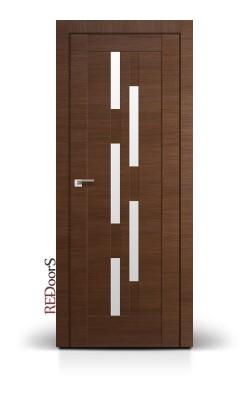 Межкомнатные двери 30X Малага черри кроскут