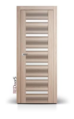 Межкомнатные двери 57X Капучино мелинга