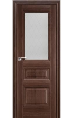 Межкомнатные двери 67X Орех Сиена