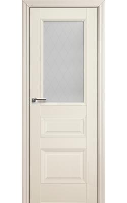 Межкомнатные двери 67X Эш вайт