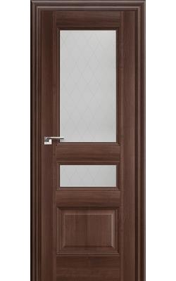 Межкомнатные двери 68X Орех Сиена