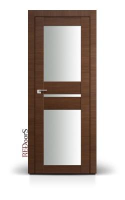 Межкомнатные двери 70X Малага черри кроскут