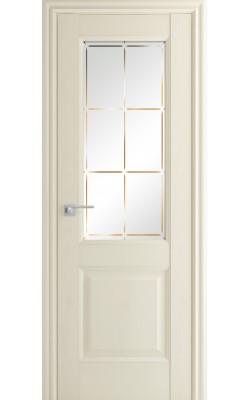 Межкомнатные двери 90X Эш вайт