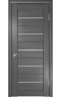 Межкомнатные двери Лу-22 Серый