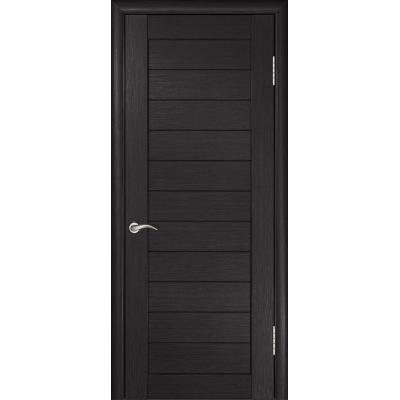 Межкомнатные двери Лу-21 Венге