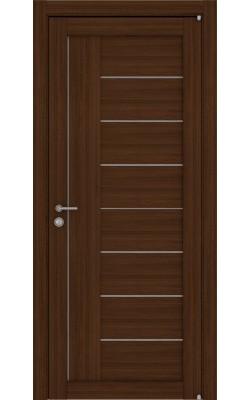 Межкомнатные двери 2110 Орех вельвет