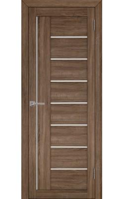 Межкомнатные двери 2110 Серый велюр