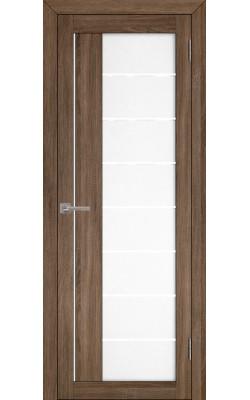 Межкомнатные двери 2112 Серый велюр