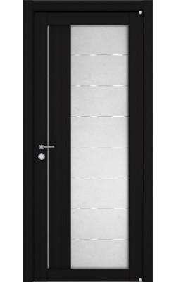 Межкомнатные двери 2112 Шоко велюр