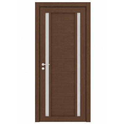 Межкомнатные двери 2122 Орех вельвет