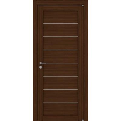 Межкомнатные двери 2125 Орех вельвет