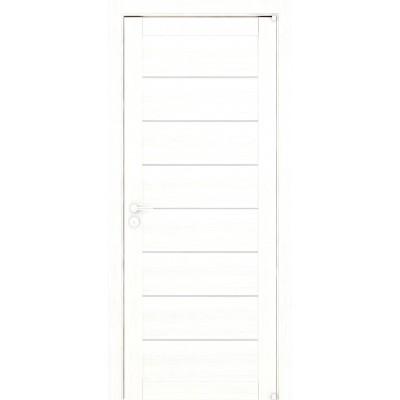 Межкомнатные двери 2125 Белый велюр
