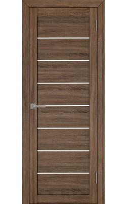 Межкомнатные двери 2125 Серый велюр