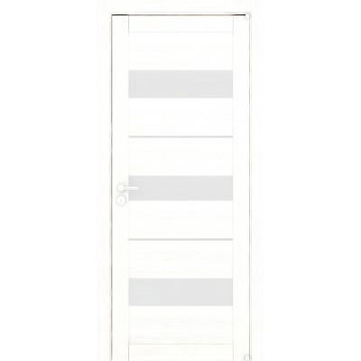 Межкомнатные двери 2126 Белый велюр