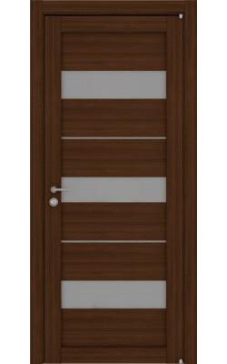 Межкомнатные двери 2126 Орех вельвет
