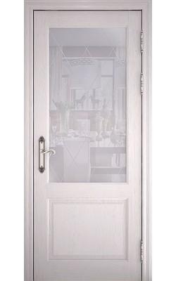 Межкомнатные двери 40004 Ясень перламутр