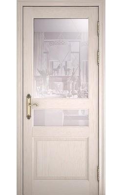 Межкомнатные двери 40006 Ясень перламутр