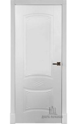 Межкомнатные двери Марианна 5,5  Эмаль белая