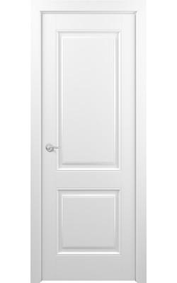 Межкомнатные двери Венеция (Эмаль белая)