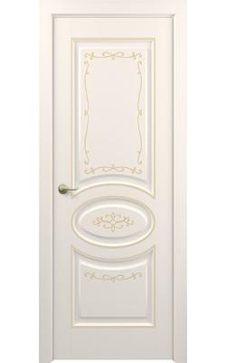 Межкомнатные двери Прованс (Слоновая кость)