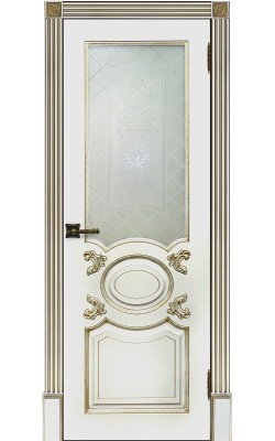 Межкомнатные двери Аристократ (Стекло)