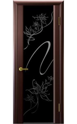 Межкомнатные двери Альмека Венге