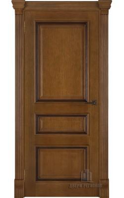Межкомнатные двери Барселона (Дуб антик)