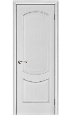 Межкомнатные двери Лира Серебряная патина