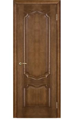 Межкомнатные двери Премьера Каштан тон 11